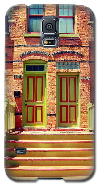Pullman National Monument Row House Galaxy S5 Case