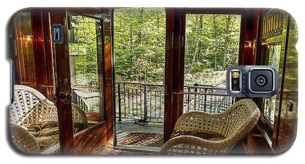 Pullman Porch Galaxy S5 Case