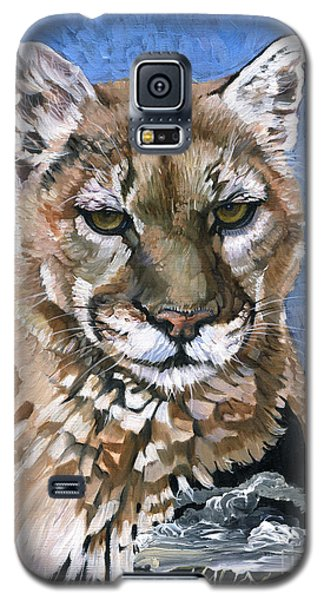 Puma - The Hunter Galaxy S5 Case