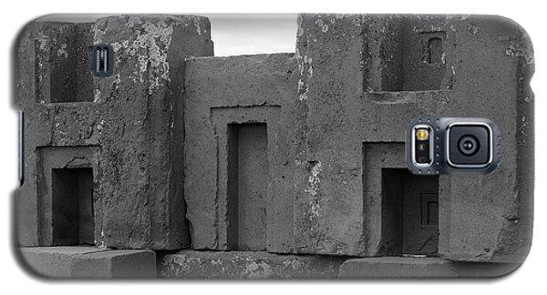 Puma Punku H Blocks, Bolivia Galaxy S5 Case