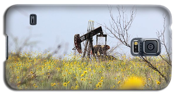 Pumpjack 122 Galaxy S5 Case