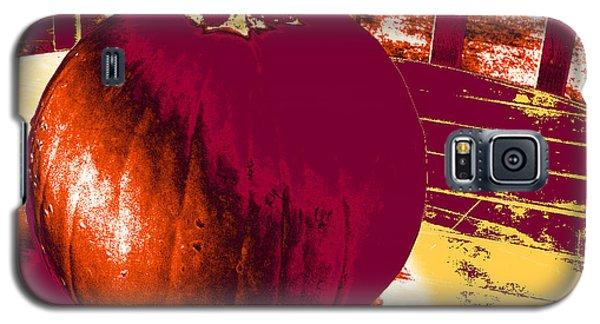 Pumpkin #5 Galaxy S5 Case