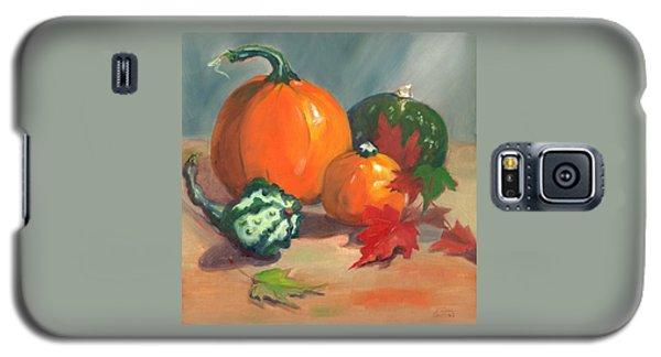 Pumpkins Galaxy S5 Case by Susan Thomas