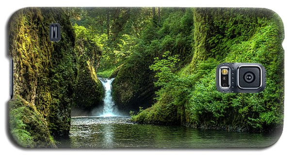 Punch Bowl Falls Galaxy S5 Case