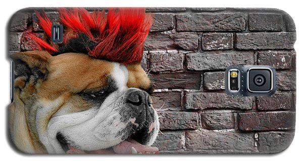 Punk Bully Galaxy S5 Case by Christine Till