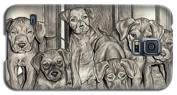 Puppies  Galaxy S5 Case