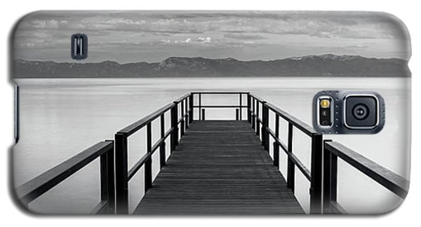 Pure State Of Mind Lake Tahoe Pier Galaxy S5 Case