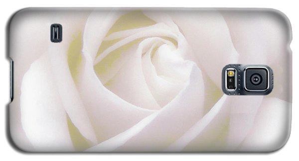 Pure White Galaxy S5 Case