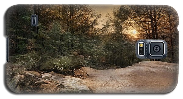 Galaxy S5 Case featuring the photograph Purgatory Chasm by Robin-Lee Vieira