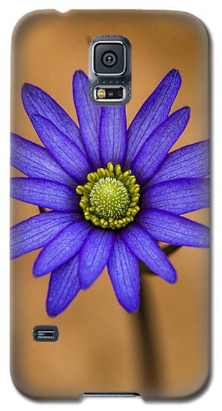 Purple Anemone Galaxy S5 Case