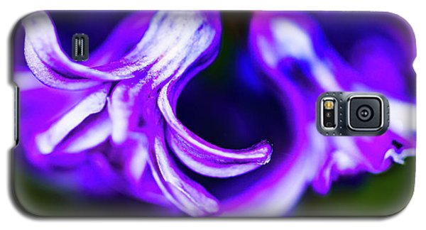 Purple Bells Galaxy S5 Case