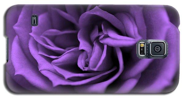 Purple Bliss Galaxy S5 Case