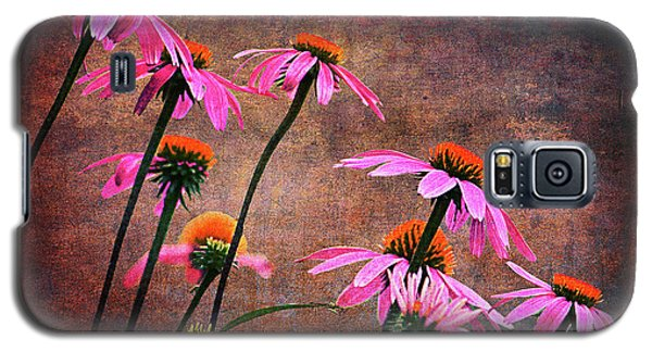 Purple Coneflowers Out Of Alignment  Galaxy S5 Case