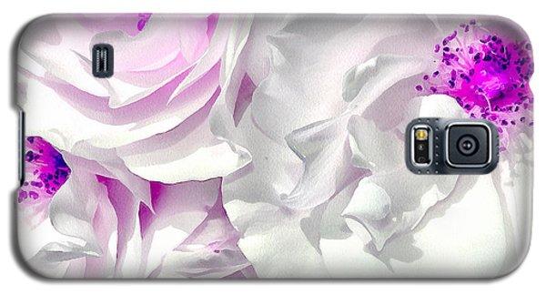Purple Essence Galaxy S5 Case