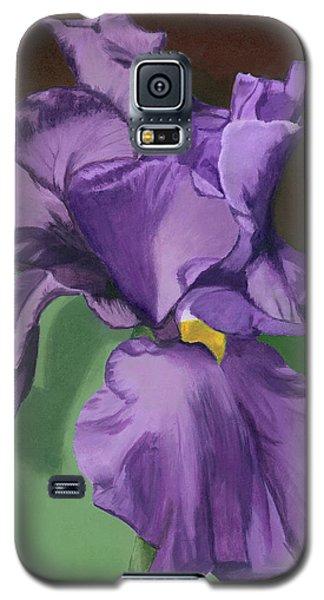 Purple Fantasy Galaxy S5 Case