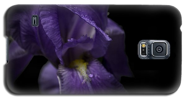 Galaxy S5 Case featuring the photograph Purple Flower by Ryan Photography
