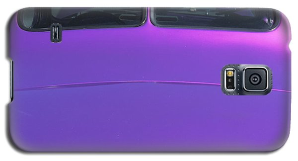 Purple Forty Galaxy S5 Case