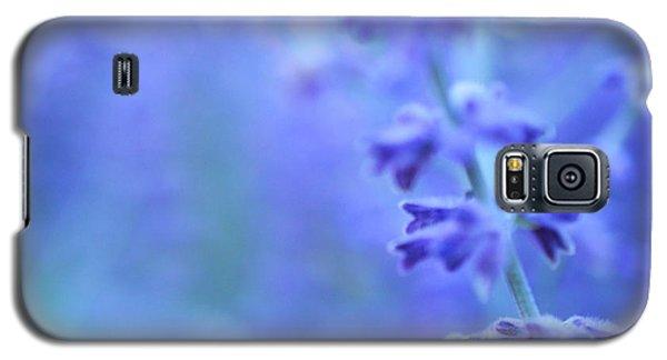 Galaxy S5 Case featuring the photograph Purple Garden by Douglas MooreZart