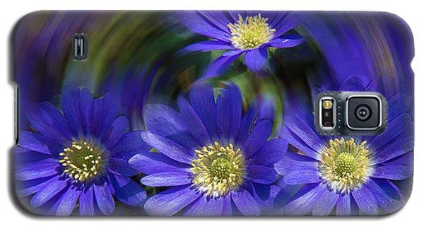 Purple In Nature Galaxy S5 Case