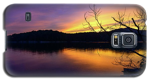 Purple Lake Galaxy S5 Case