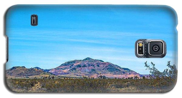 Purple Mountain Galaxy S5 Case