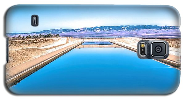 Purple Mountains Majesty Galaxy S5 Case