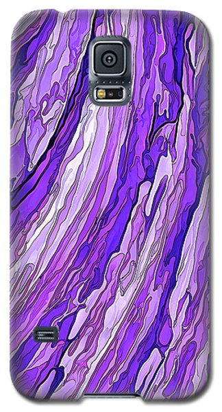 Purple Passion Galaxy S5 Case by ABeautifulSky Photography
