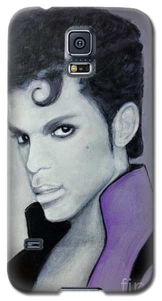 Purple Prince Galaxy S5 Case