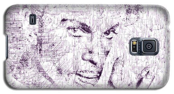 Purple Rain By Prince Galaxy S5 Case