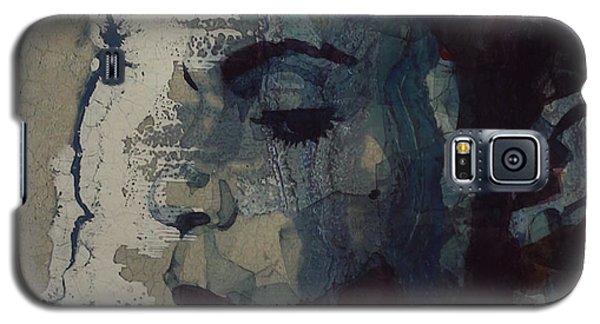 Rhythm And Blues Galaxy S5 Case - Purple Rain - Prince by Paul Lovering