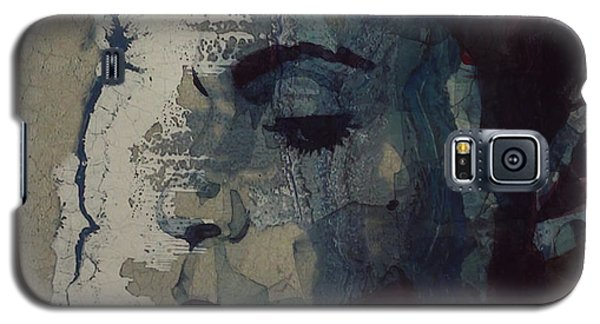 Rhythm And Blues Galaxy S5 Case - Purple Rain - Prince by Paul Lovering