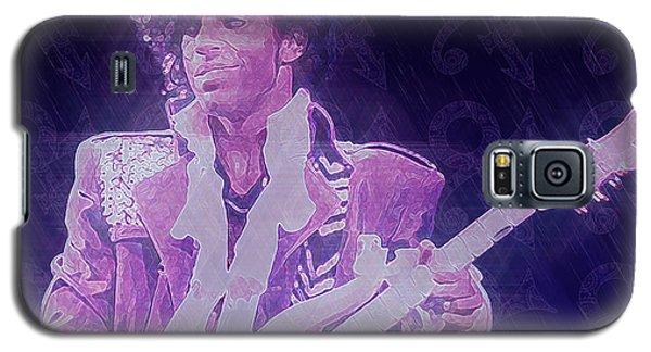 Purple Reign Galaxy S5 Case