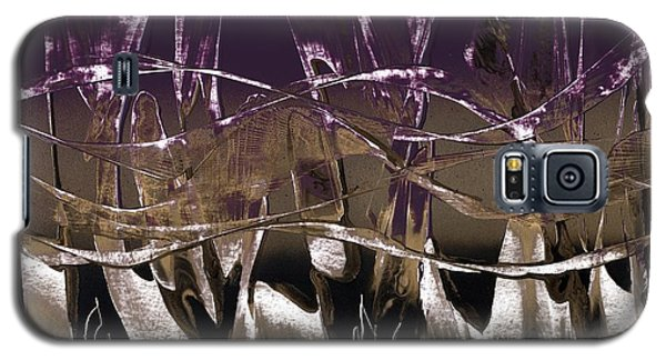 Purple Royale Galaxy S5 Case