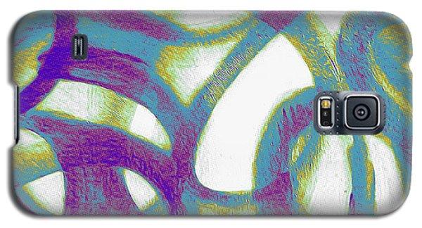 Purple Soul Galaxy S5 Case