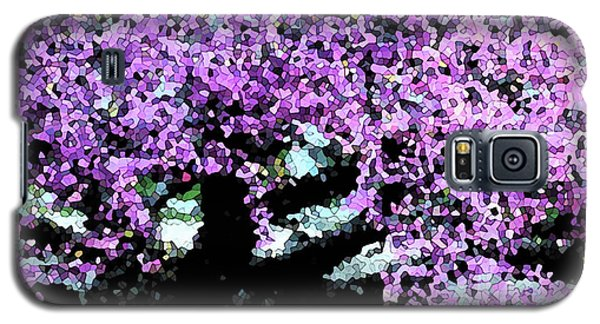 Purple Tree Galaxy S5 Case