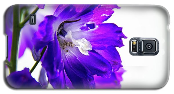 Purpled Galaxy S5 Case by David Sutton