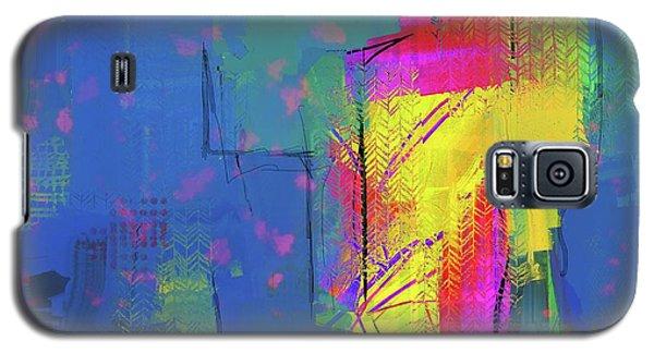 Purplish Rain Galaxy S5 Case