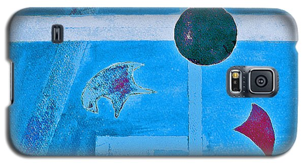 Purposphere Gone Blue Galaxy S5 Case