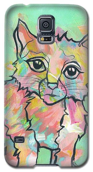Purr-suasive Galaxy S5 Case