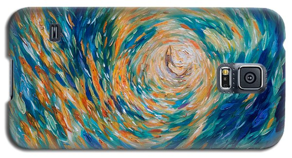 Pursuing The Dream Galaxy S5 Case by Linda Olsen