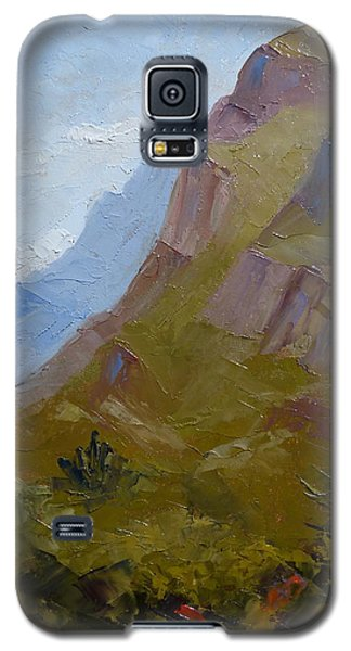 Pusch Ridge I Galaxy S5 Case