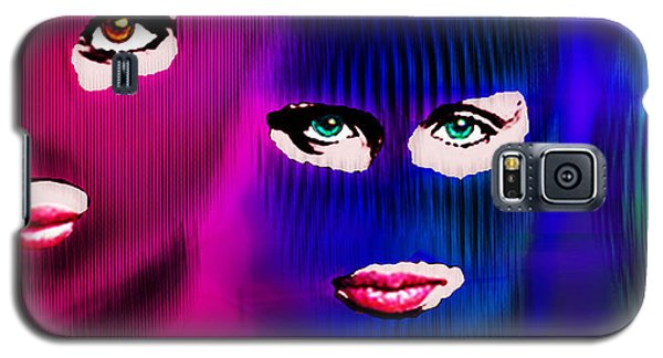 Pussy Riot Galaxy S5 Case