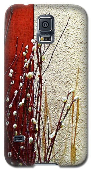 Pussy Willow Corner Galaxy S5 Case