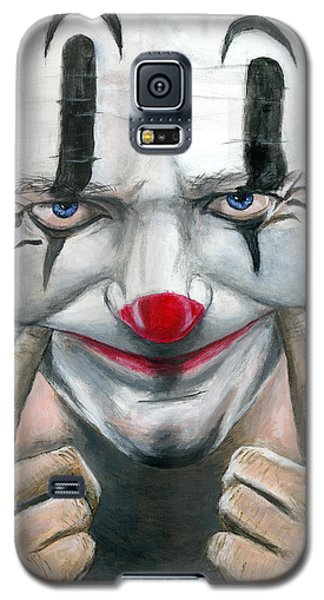 Put On A Happy Face Galaxy S5 Case