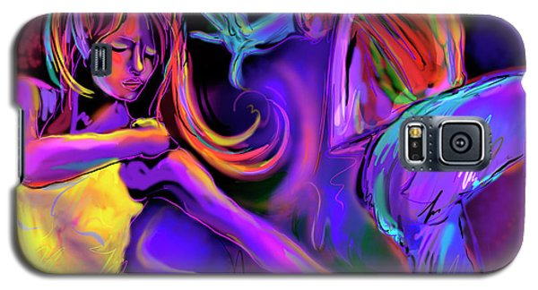 Put On Your Red Shoes And Dance Galaxy S5 Case