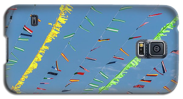 Put The Flags Out Galaxy S5 Case