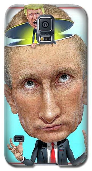 Putin 2016 Galaxy S5 Case