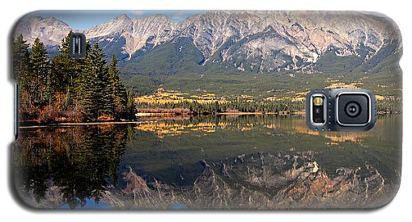 Pyramid Mountain And Pyramid Lake 2 Galaxy S5 Case