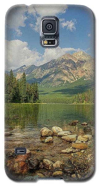 Pyramid Mountain Galaxy S5 Case
