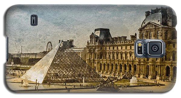 Paris, France - Pyramide Galaxy S5 Case